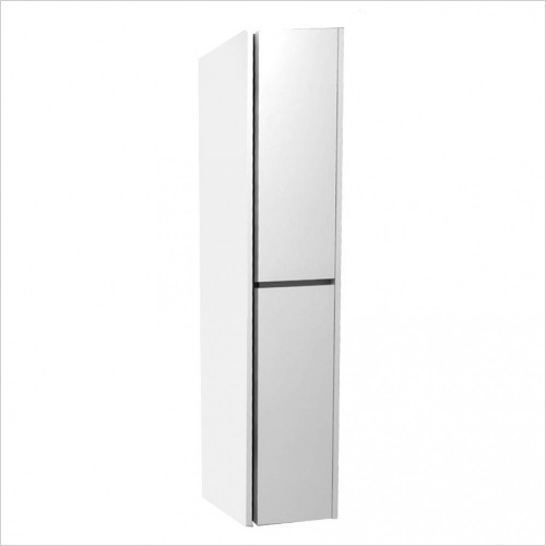 Imex - Alma 1500mm Wall Mounted Double Door Storage Unit