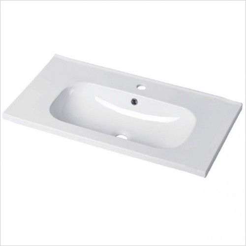 Imex - Duro 900mm Round Fine Ceramic Basin