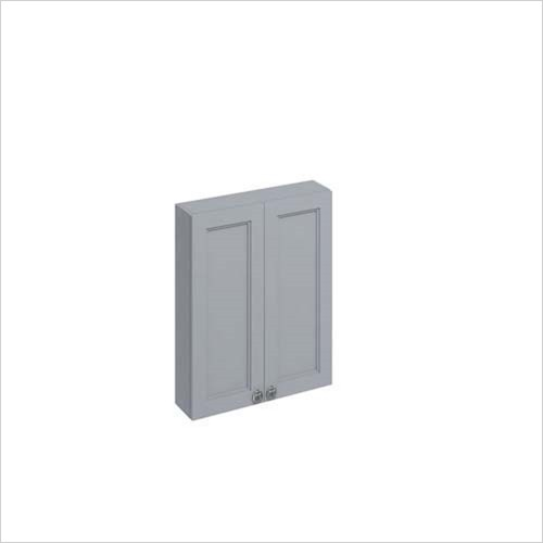 Burlington - 600mm Double Door Wall Unit