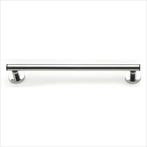 Lakes Bathrooms - Series 400 Steel SG Holding Handle 650 x 730mm