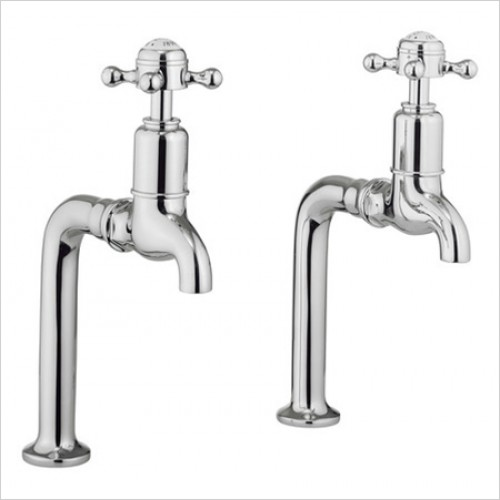 Crosswater - Belgravia Pair Of Bip Taps