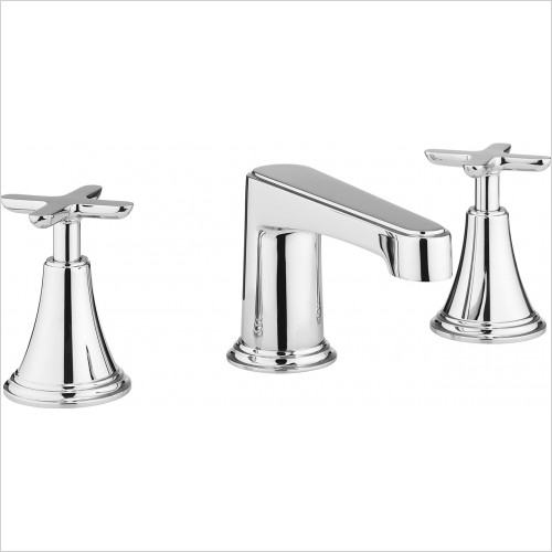Crosswater - Celeste Basin 3 Hole Set