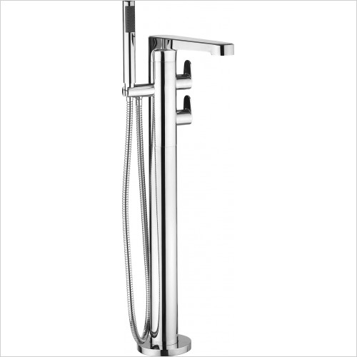 Crosswater - Celeste Thermosttaic Bath Shower Mixer With Kit