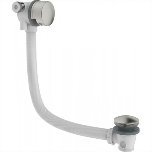 Crosswater - MPro Bath Filler With Click Clack Waste