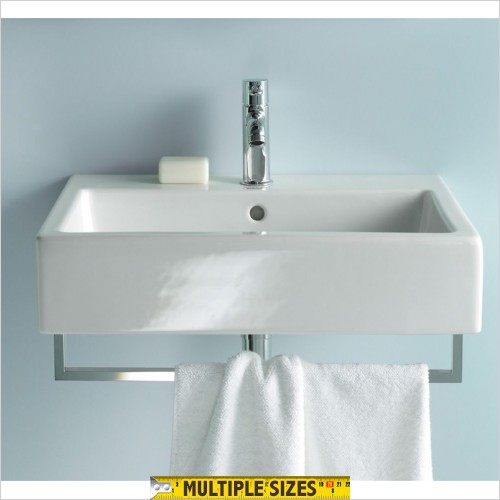 Duravit - Vero Towel Rail For Washbasin 600mm