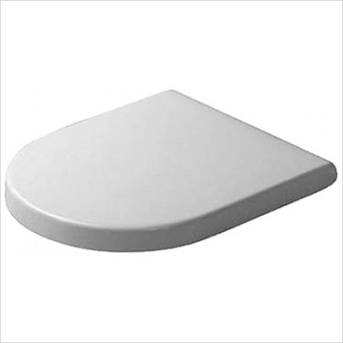 Duravit - Starck 3 Toilet Seat And Cover