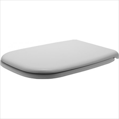 Duravit - D-Code Toilet Seat & Cover