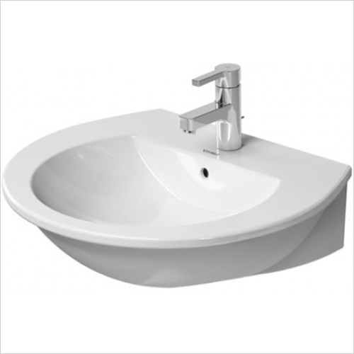 Duravit - Darling New Washbasin 600 x 520mm With 1 Tap Hole