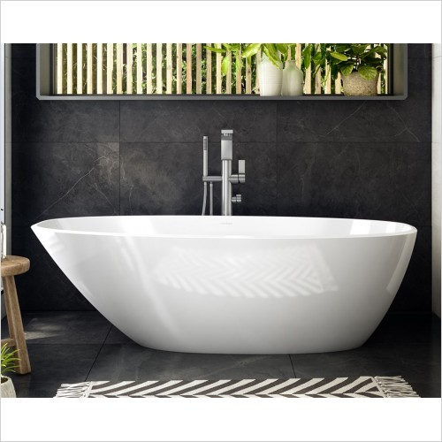 Victoria & Albert - Mozzano 2 Freestanding Bath 1685 x 759mm