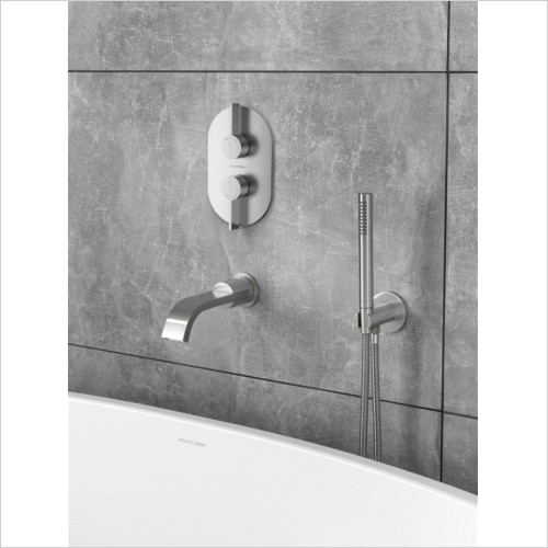 Victoria & Albert - Soriano 43 Wall Mounted Bath Spout