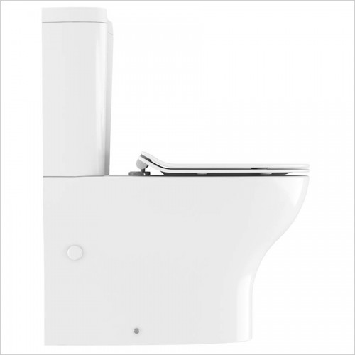 Crosswater - Kai Compact Close Coupled WC