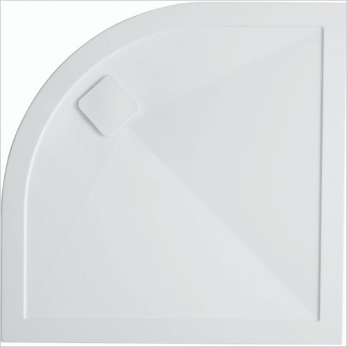 Crosswater - 25mm Kai Quadrant Shower Tray 900 x 900mm
