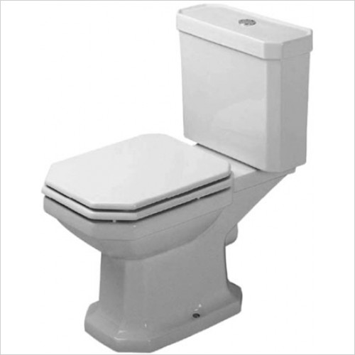 Duravit - 1930 Series Close Coupled Toilet
