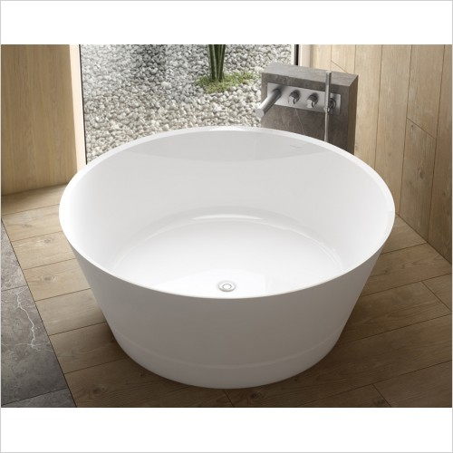 Victoria & Albert - Taizu Freestanding Bath 1500 x 1500mm