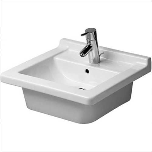 Duravit - Starck 3 Countertop Basin 480 x 465mm