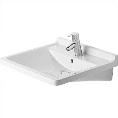 Duravit - Starck 3 Washbasin 600 x 545mm