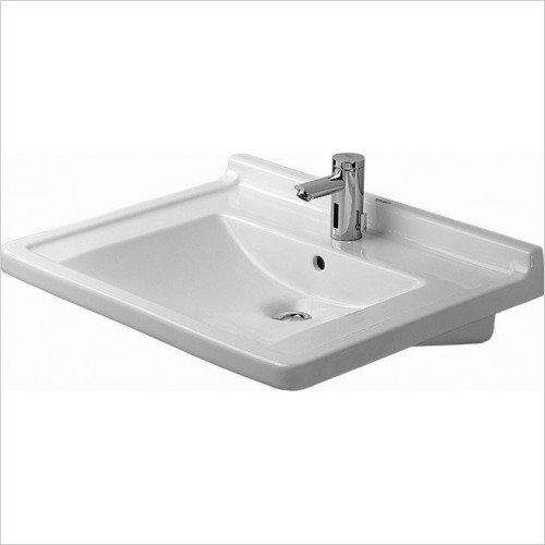Duravit - Starck 3 Washbasin 700 x 545mm