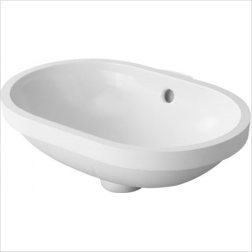 Duravit - Bathroom Foster Undercounter Basin 430 x 280mm