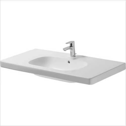 Duravit - D-Code Furniture Washbasin 1050mm