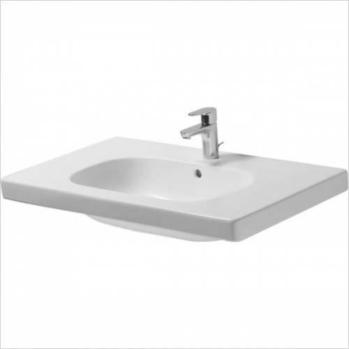 Duravit - D-Code Furniture Washbasin 850mm