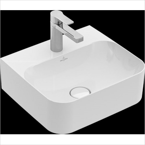 Villeroy & Boch - Finion Hand Washbasin 430 x 390mm