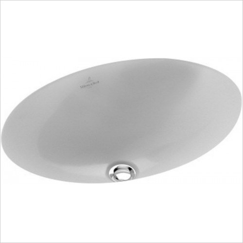 Villeroy & Boch - Loop & Friends Undercounter Washbasin 385 x 255mm
