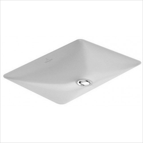 Villeroy & Boch - Loop & Friends Undercounter Washbasin 450 x 280mm