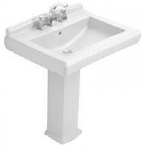 Villeroy & Boch - Hommage Washbasin 750 x 580mm With 3 Tap Holes