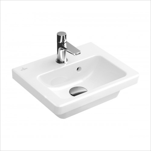 Villeroy & Boch - Subway 2.0 Hand Washbasin 370 x 305mm