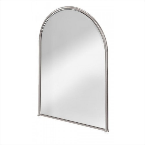 Burlington - Arched Mirror 50 x 70cm