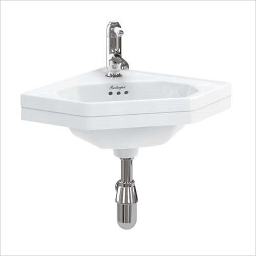 Burlington - Corner Basin 430 x 430mm