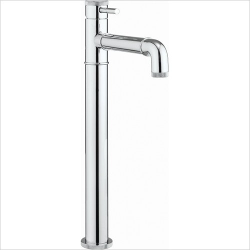 Crosswater - MPRO Industrial Basin Tall Monobloc Without Waste