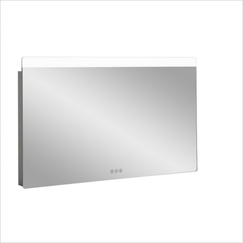 Crosswater - Glide II Illuminated Mirror 1000 x 600mm