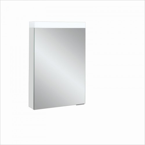 Crosswater - Image Illuminated Cabinet 500 x 700mm Universal L/R