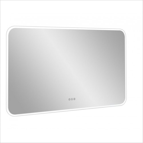 Crosswater - Svelte Illuminated Mirror 1200 x 700mm