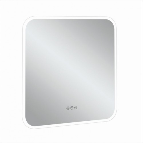 Crosswater - Svelte Illuminated Mirror 600 x 600mm