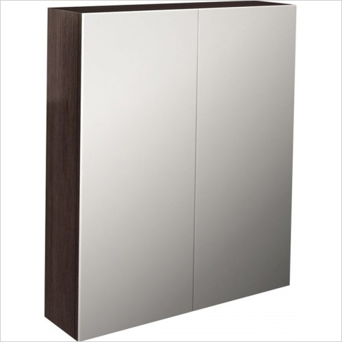 Imex - Echo 600mm Double Door Mirror Cabinet