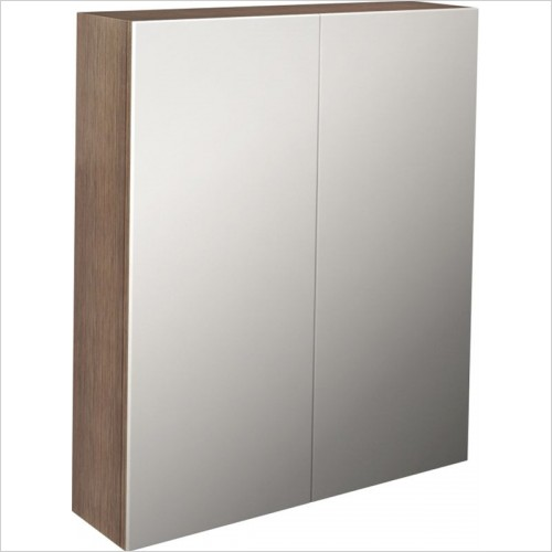 Imex - Echo 800mm Double Door Mirror Cabinet
