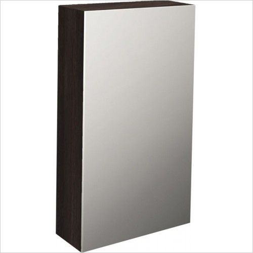 Imex - Echo 400mm Single Door Mirror Cabinet