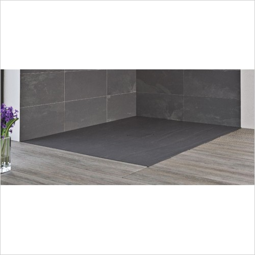 Matki - Slate Shower Floor 1900 x 1000mm