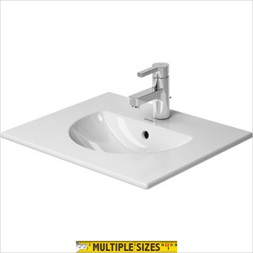 Duravit - Darling New Furniture Basin 530 x 420mm With 1 Tap Hole