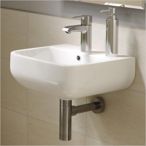 RAK - Series 600 Wall Hung Cloakroom Hand Basin 400mm
