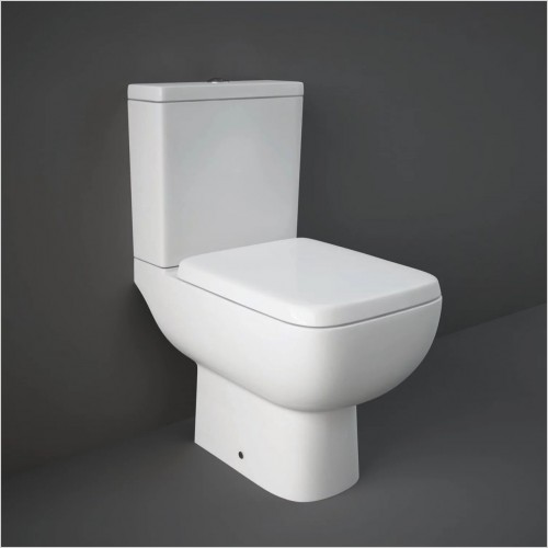 RAK - Series 600 Close Coupled WC & Soft Close Seat