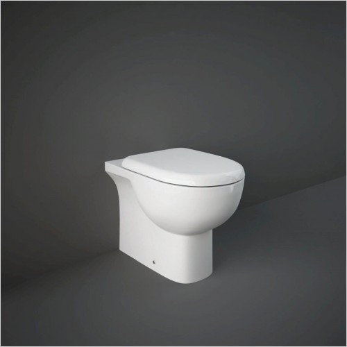 RAK - Tonique Back To Wall Toilet & Soft Close Seat