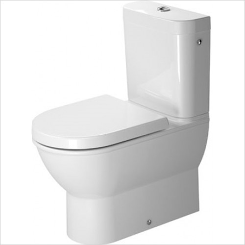 Duravit - Darling New Close Coupled Toilet