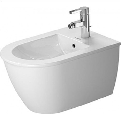 Duravit - Darling New Wall Mounted Bidet 370 x 540mm
