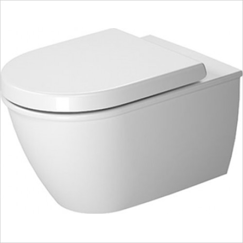 Duravit - Darling New Wall Mounted Toilet
