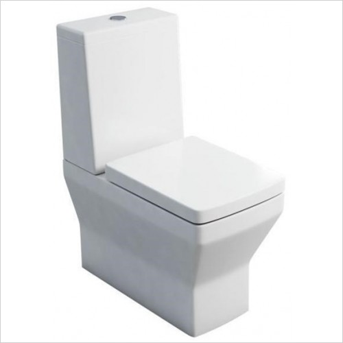 Britton - Cube Close Coupled WC