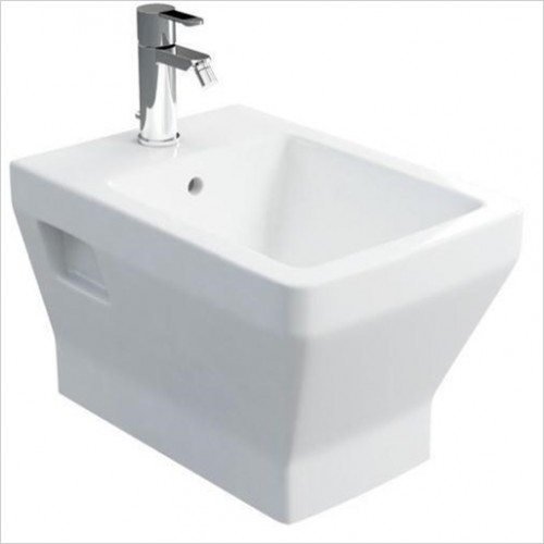 Britton - Cube Wall Hung Bidet