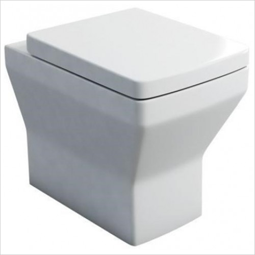 Britton - Cube Back To Wall WC